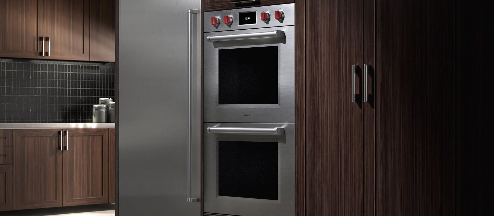"Wolf 30"" M Series Professional Double Oven (DO30PM/S/PH)"