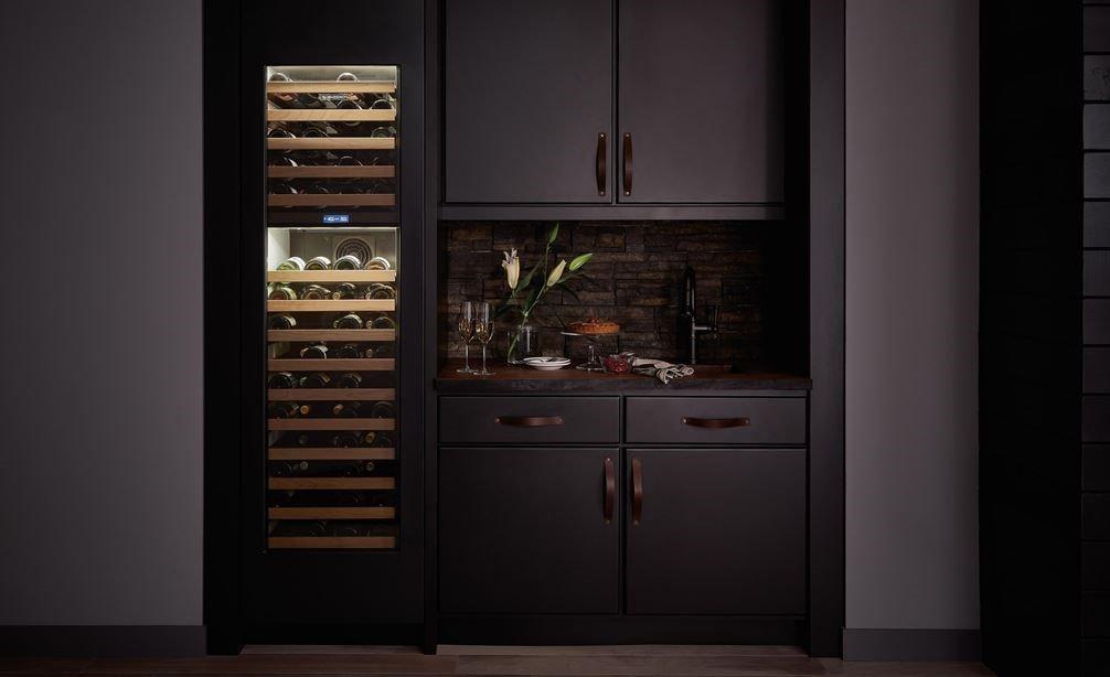 Sub Zero Designer Wine Storage Panel Ready