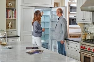 The journey to your dream kitchen starts here, at the Sub-Zero, Wolf, and Cove Showroom.