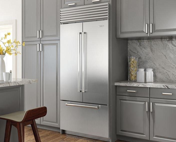 Sub Zero Refrigerators Full Size Wine Storage And