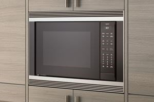 Pairs Well With Other Wolf Liances A Side Swing Door Available In Both Standard And Convection Microwave Ovens At 24 Width