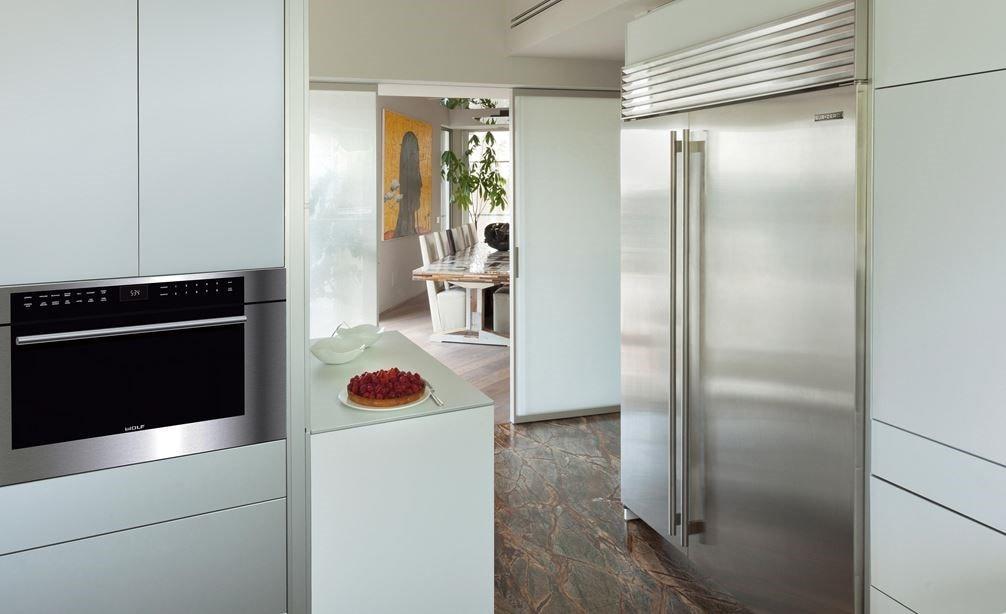 Sub Zero 48 Quot Classic Side By Side Refrigerator Freezer Bi