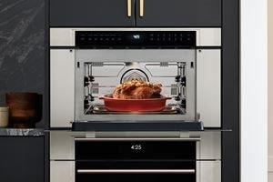 Wolf Convection Speed Ovens offer all in one versatility combining convection and broil capabilities at microwave speed