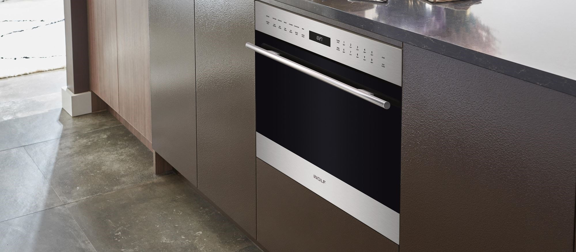 "Wolf 24"" E Series Transitional Speed Oven (SPO24TESTH)"