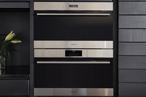 Convection Steam Ovens, Microwave Ovens, Vacuum Seal Drawers