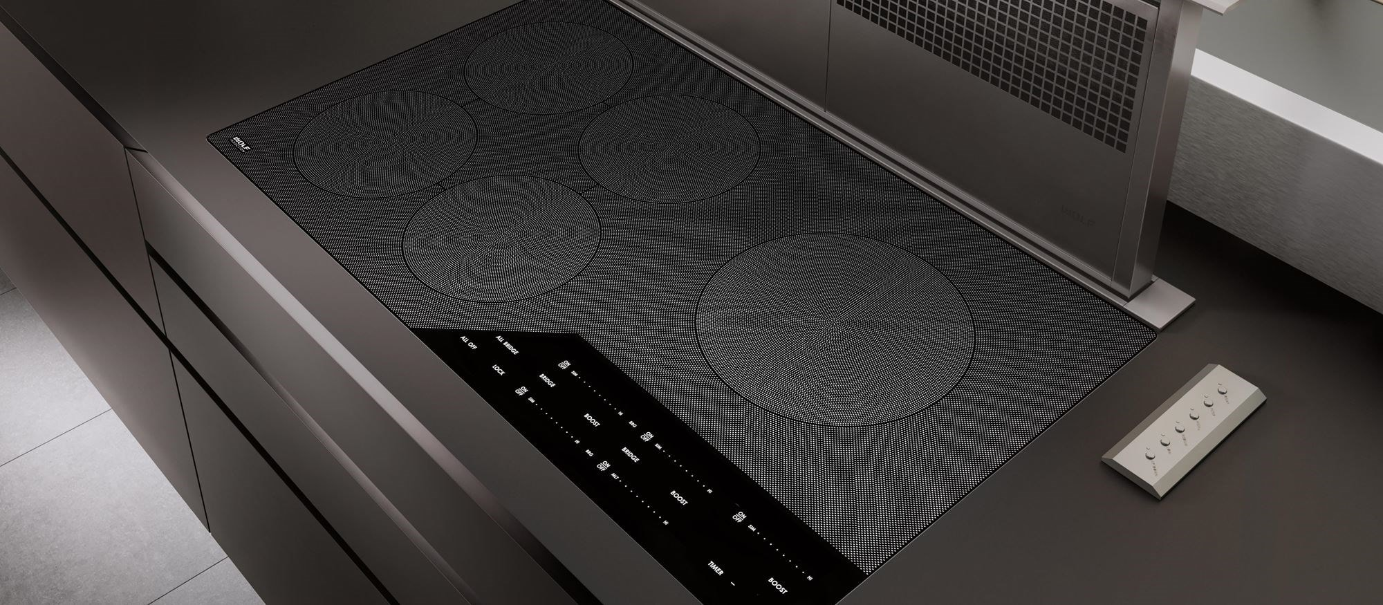 Best Rated Induction Ranges 2020 Wolf 36