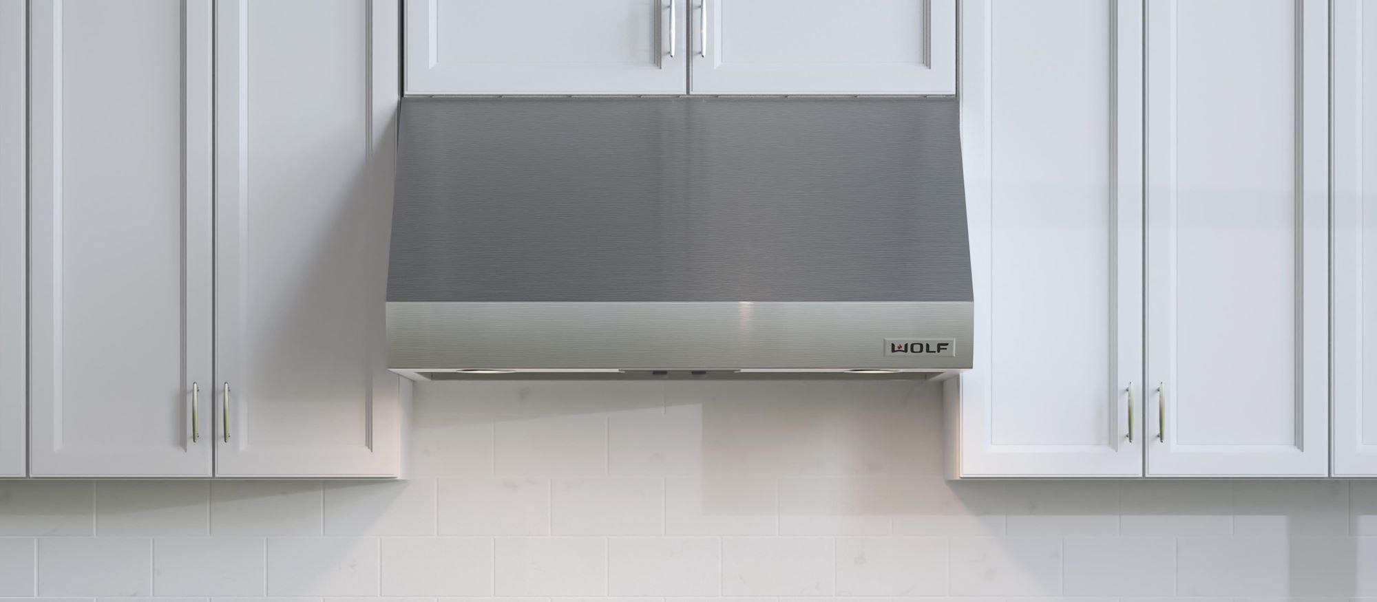 "Sub Zero Appliances >> Wolf 36"" Pro Wall Hood - 24"" Depth (PW362418)"