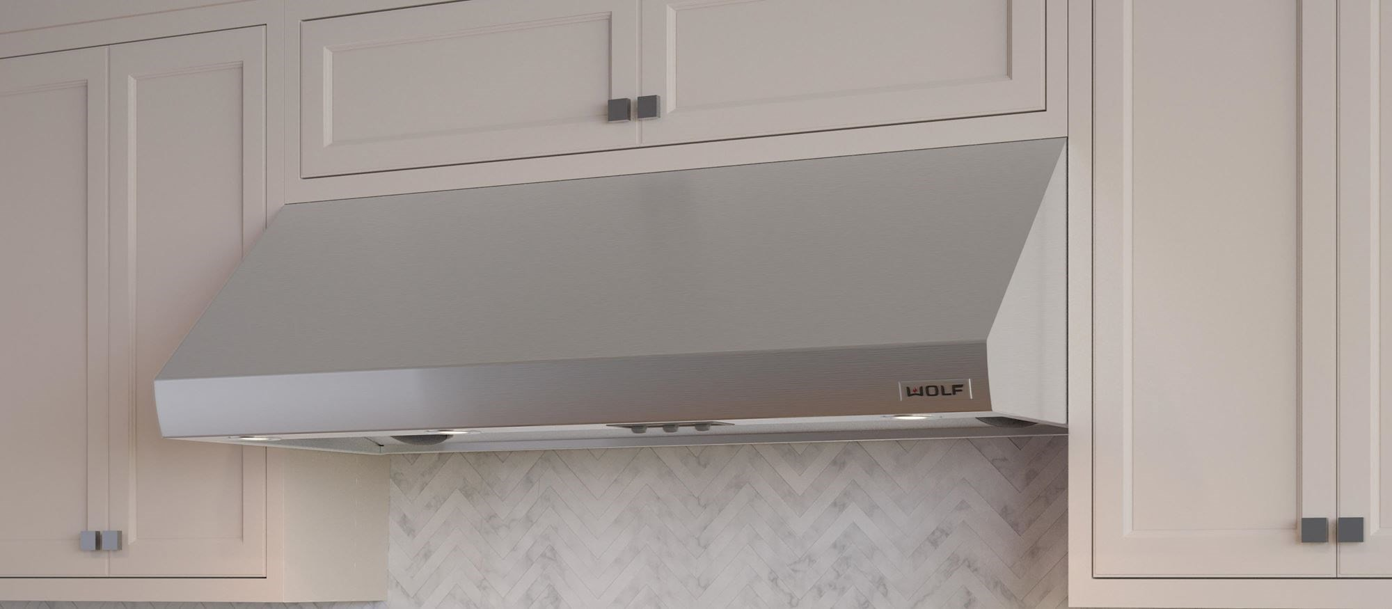 "Wolf 60"" Pro Wall Hood - 27"" Depth (PW602718)"
