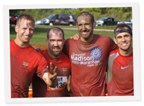 Sub-Zero and Wolf employees in the Tough Mudder competition