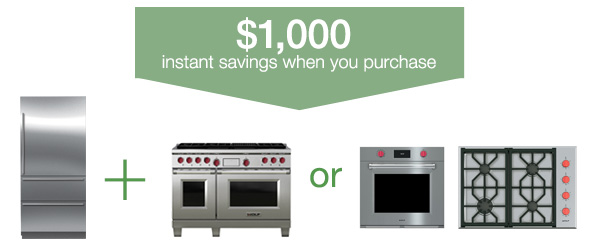 Save $1,000 when you purchase