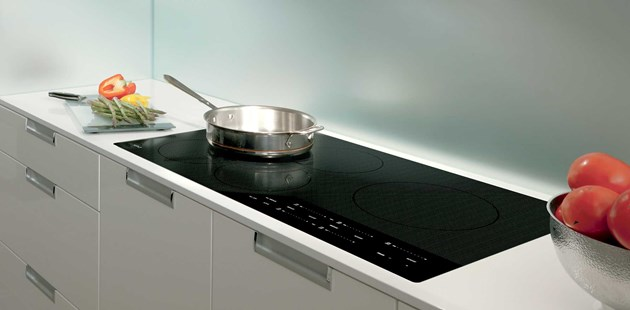 36 contemporary induction cooktop wolf appliances for High end induction range