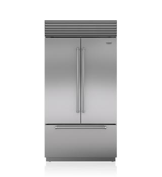 Built In Refrigerator amp Freezer BI 36UFDIDS Sub Zero