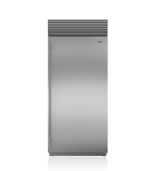 "Sub-Zero 36"" Built-In Freezer BI-36F/S"