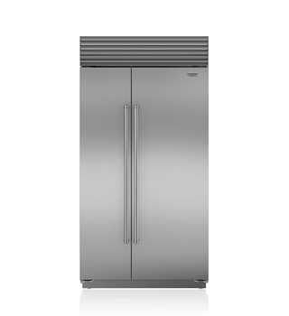 "Sub-Zero 42"" Built-In Side-by-Side Refrigerator/Freezer BI-42S/S"