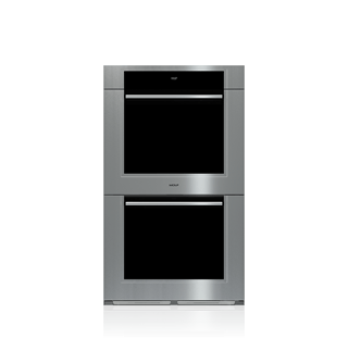 "Wolf 30"" M Series Transitional Built-In Double Oven DO30TM/S/TH"