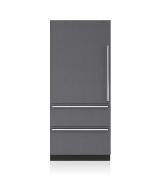 Integrated Full Size Refrigeration Ic 36r Sub Zero Amp Wolf
