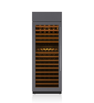 "Sub-Zero 30"" Built-In Column Wine Storage - Panel Ready WS-30/O"