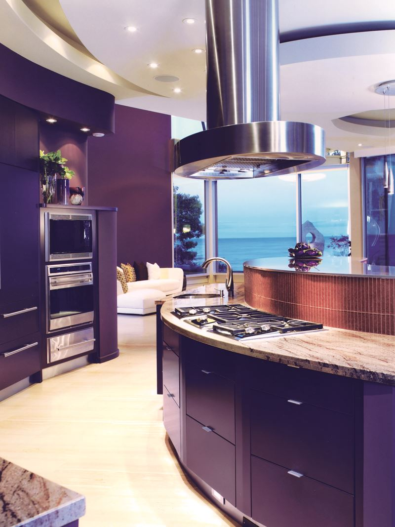 Indian Sunset Kitchen Gallery Sub Zero Amp Wolf Appliances