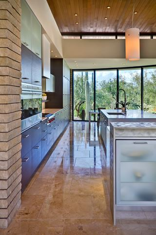 Pima Canyon Residence Kitchen