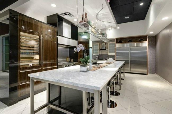 New White Kitchen Appliances