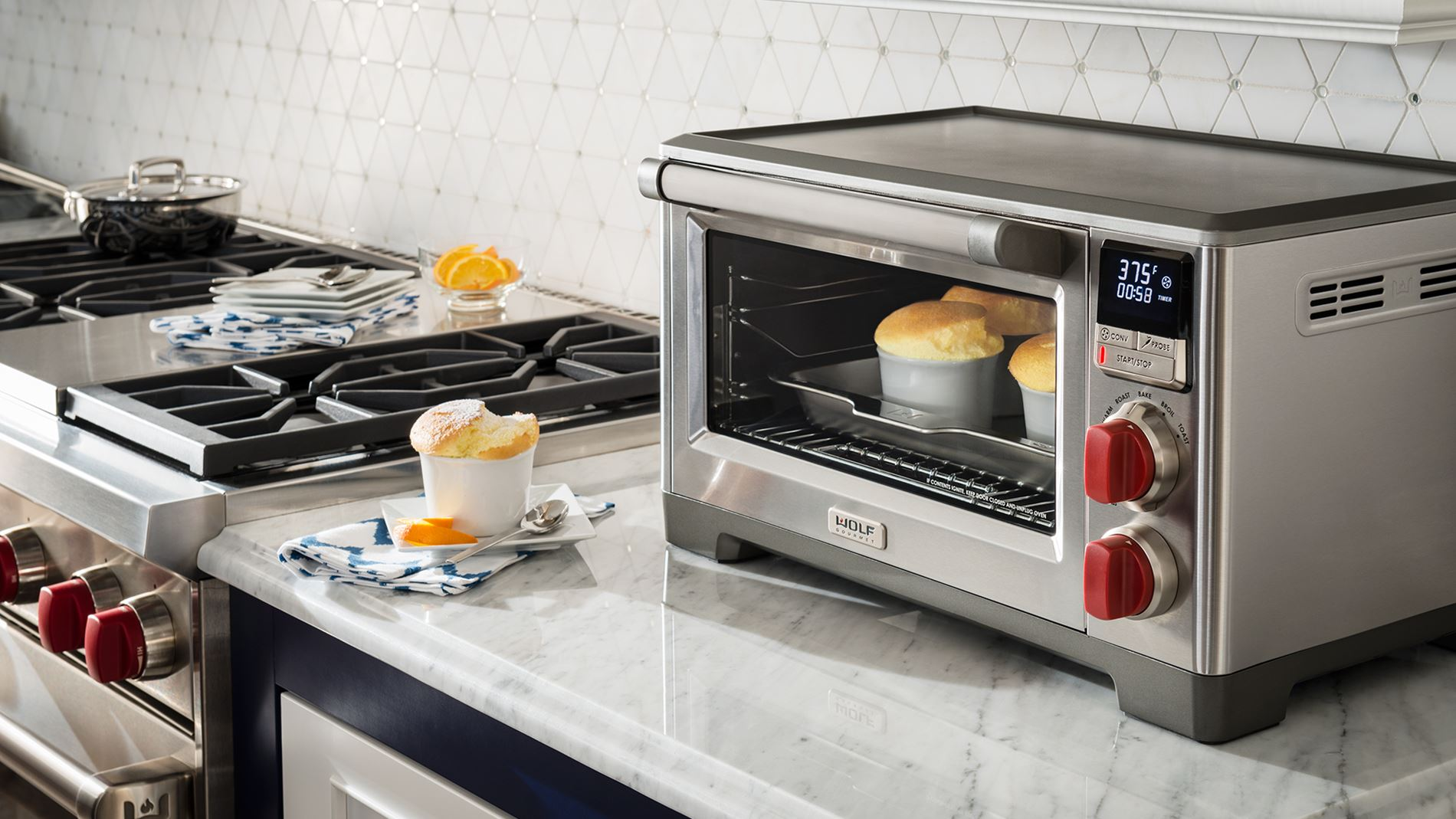 Wolf Gourmet Countertop Appliances You'll Love | Cody's Appliance ...