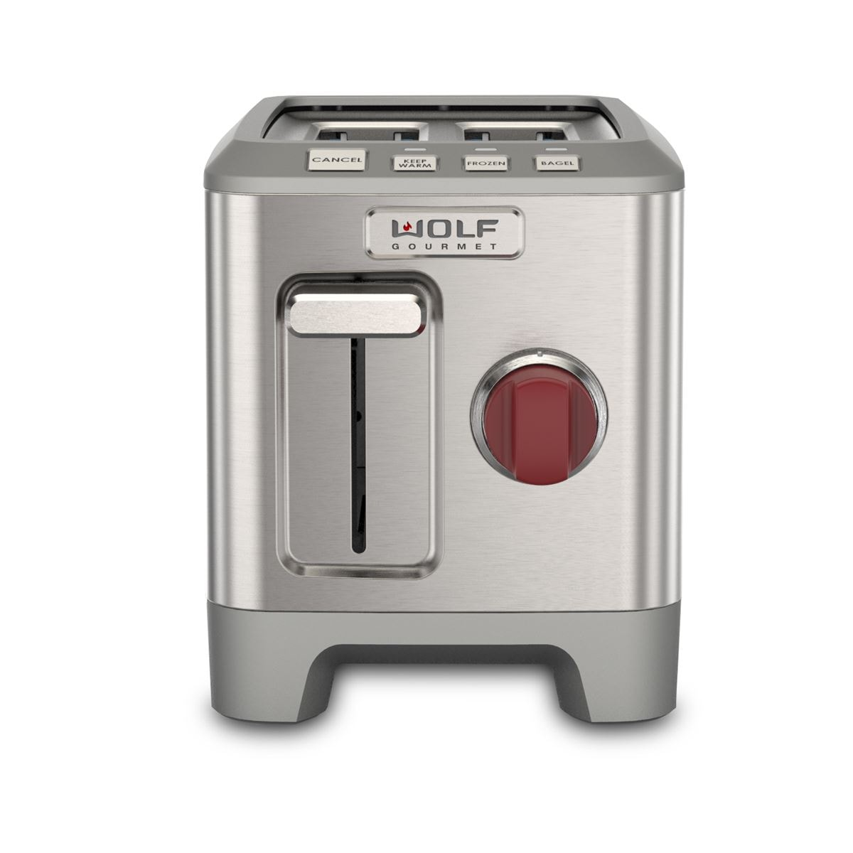 Two slice toaster for Wolf toaster oven